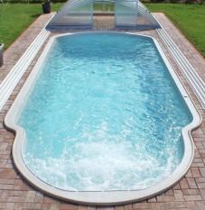 bazén orlík
