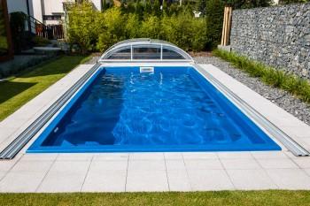 bazén Slapy