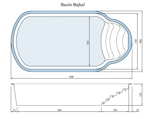 bazén Bajkal