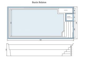 bazén Balaton