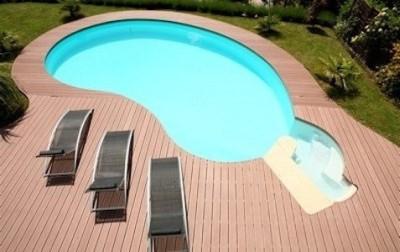 Okolí bazénu - 2