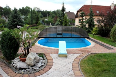 Okolí bazénu - 3